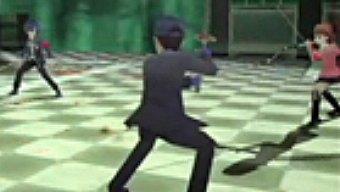 Video Persona 3, Persona 3: Vídeo del juego 1