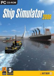 Carátula de Ship Simulator 2006 - PC