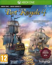 Carátula de Port Royale 4 - Xbox One