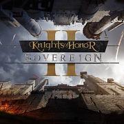 Carátula de Knights of Honor II: Sovereign! - PC