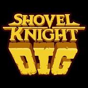 Carátula de Shovel Knight Dig - Nintendo Switch