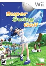 Carátula de Panya! Golf with Style - Wii