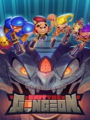 Carátula de Exit the Gungeon - Nintendo Switch