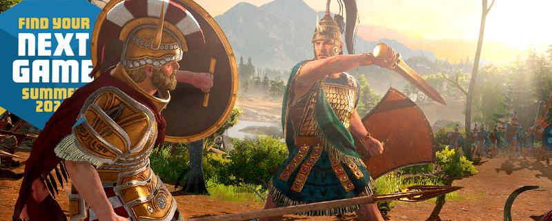 Troy es un digno Total War con buenas ideas y batallas colosales