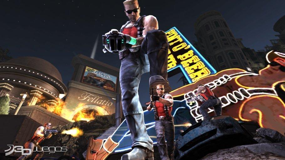 Duke Nukem Forever - Impresiones multijugador
