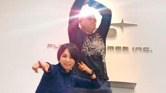 Ikumi Nakamura se alegra de haber sido bloqueada en Twitter por Hideki Kamiya