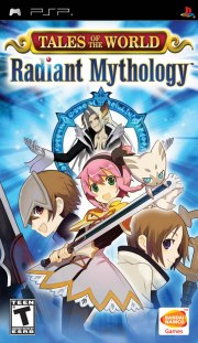 Carátula de Tales: Radiant Mythology - PSP
