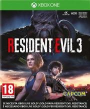 Carátula de Resident Evil 3 - Xbox One