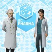 Carátula de Big Pharma - PC