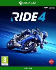 Carátula de RIDE 4 - Xbox One