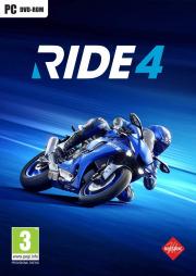 Carátula de RIDE 4 - PC