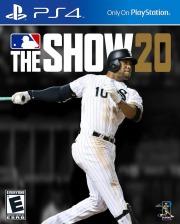 Carátula de MLB The Show 20 - PS4