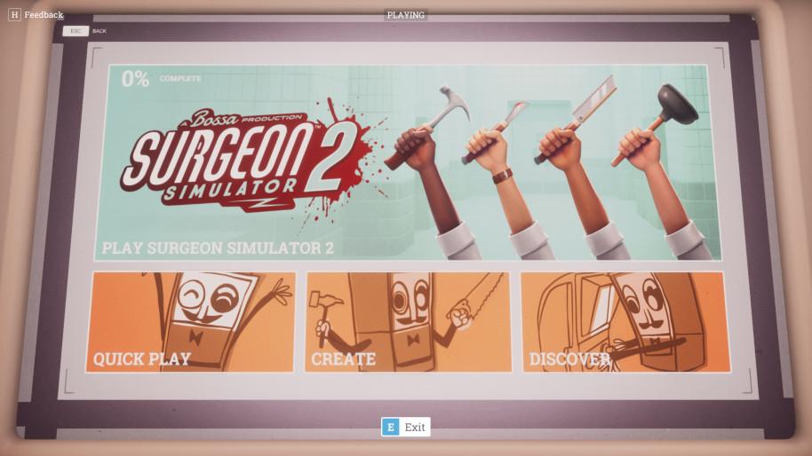 Surgeon Simulator 2: Probamos Surgeon Simulator 2 con una licencia de cirujano rifada