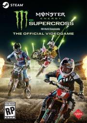 Carátula de Monster Energy Supercross 3 - PC