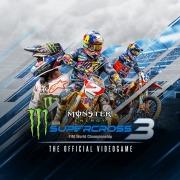 Carátula de Monster Energy Supercross 3 - Stadia