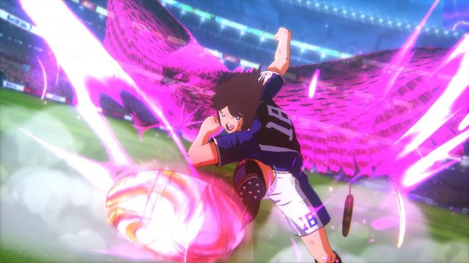 Captain Tsubasa Rise of New Champions Nintendo Switch
