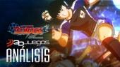 Vídeo análisis de Captain Tsubasa: Rise of New Champions, ¿el mejor videojuego de Óliver y Benji?