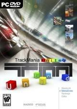 Carátula de Trackmania United - PC