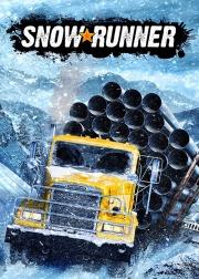 Carátula de SnowRunner - PC