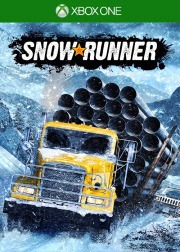 Carátula de SnowRunner - Xbox One