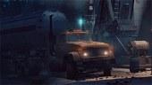 Vídeo gameplay de SnowRunner, un juego de conducción atípico en el que pilotas camiones y otros vehículos del estilo