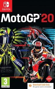 Carátula de MotoGP 20 - Nintendo Switch