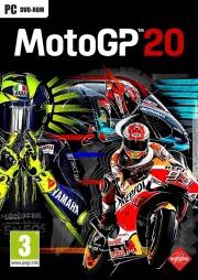 Carátula de MotoGP 20 - PC