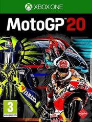 Carátula de MotoGP 20 - Xbox One