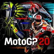 Carátula de MotoGP 20 - Stadia