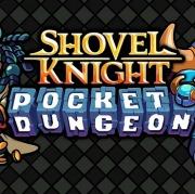 Carátula de Shovel Knight: Pocket Dungeon - PC