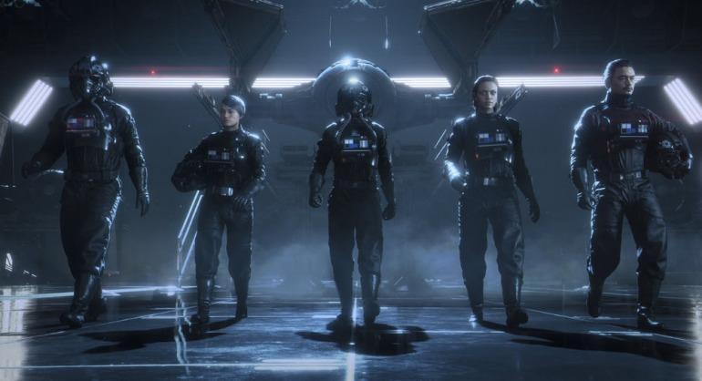 La campaña estará protagonizada por pilotos del Imperio y la Nueva República.