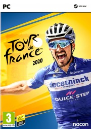 Carátula de Tour de France 2020 - PC