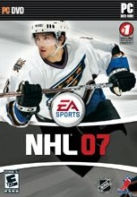 Carátula de NHL 07 - PC