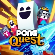 Carátula de PONG Quest - PS4