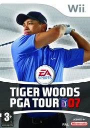 Carátula de Tiger Woods PGA Tour 07 - Wii