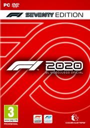Carátula de F1 2020 - PC