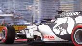 Pierre Gasly marca la vuelta rápida del GP de Mónaco en el último gameplay de F1 2020