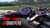 Apretamos al máximo para llegar a meta en este vídeo gameplay de F1 2020