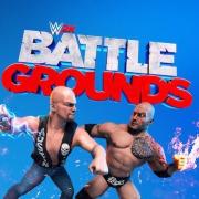 Carátula de WWE 2K Battlegrounds - Stadia