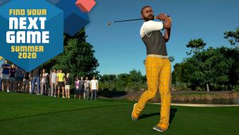 2K Sports busca el hoyo en uno con su simulador de golf PGA Tour 2K21