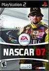 Carátula de NASCAR 07 - PS2