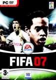 Carátula de FIFA 07 - PC