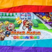 Carátula de Paper Mario: The Origami King - Nintendo Switch