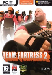 Car�tula oficial de Team Fortress 2 PC