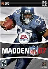 Carátula de Madden NFL 07 - PC