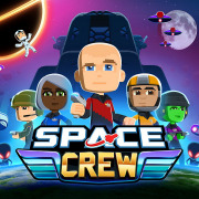 Carátula de Space Crew - PC