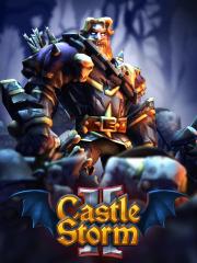 Carátula de CastleStorm 2 - PC