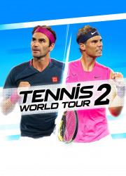 Carátula de Tennis World Tour 2 - PC