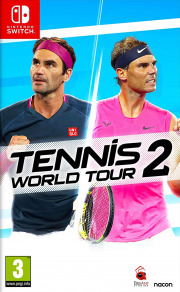Carátula de Tennis World Tour 2 - Nintendo Switch