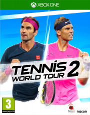 Carátula de Tennis World Tour 2 - Xbox One